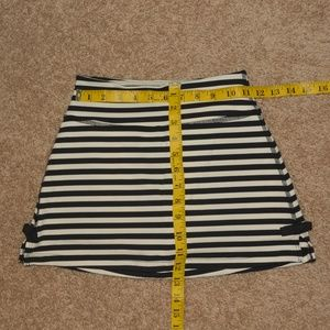 kate spade Skirts - KATE SPADE Beyond Yoga Striped Skirt